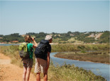 Bird-watching in Ria de Alvor