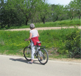 Cycling The Santiago's Way