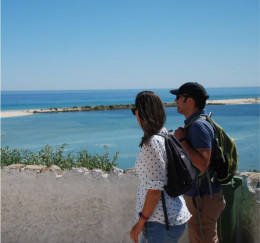 Walking in the East Algarve Coast